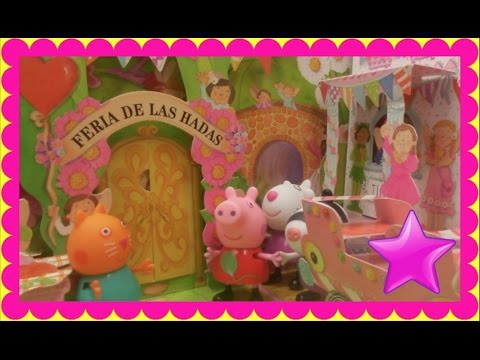 Las Peppa De La Pig En HadasJuguetes Youtube Feria hxQrdBCts