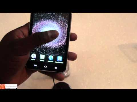 Samsung Galaxy Player 4.0 & 5.0 Hands-on