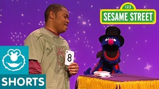Sesame Street: Grover's Magic Trick