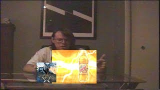 tim hecker - konoyo // mountain dew - livewire cd&soda combo review