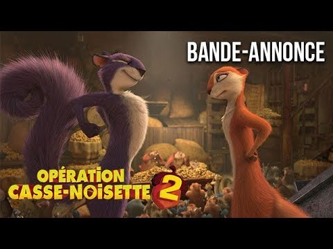 OPERATION CASSE-NOISETTE 2 - Bande-annonce streaming vf