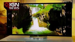 IGN News - Sony Announces Pricing for 4K TVs & Streaming Box