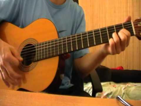 John Frusciante - The Past Recedes (guitar cover)