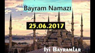 Konya için Ramazan Bayramı Namaz Vakitleri