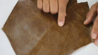 How to Care for Oiled Leather : Leather Care