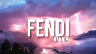 Rakhim- Fendi  s             Resimi