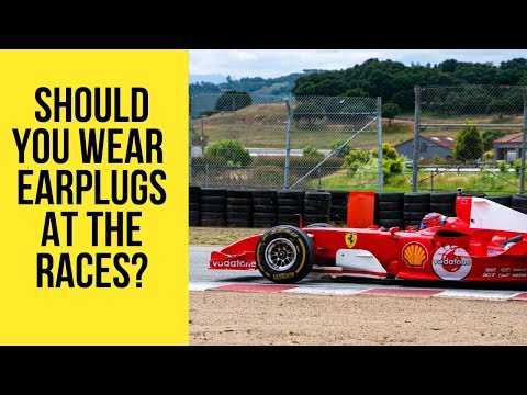 Custom Ear Plugs For Racing Events {Best Hearing Protection} Big Ear