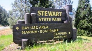 Stewart State Park - Lost Creek Lake