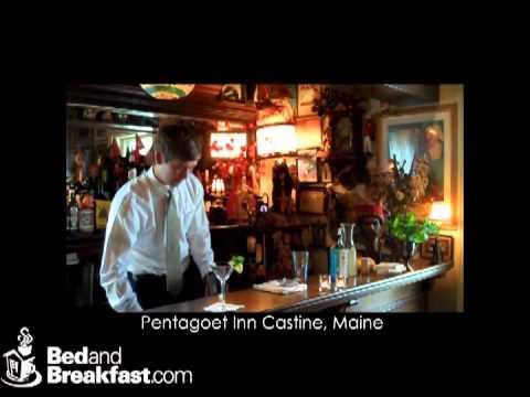 Pentagoet Inn Bed and Breakfast Castine ME
