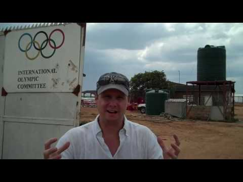 IOC Sport For Hope Project in Lusaka, Zambia