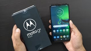 Moto G8 Plus Unboxing & Overview The Confused Camera Phone