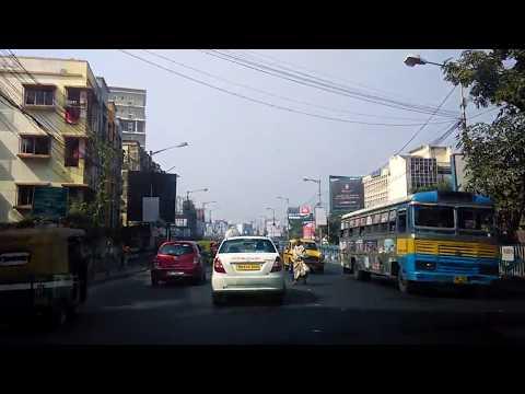 Kolkata Road Guide : Bosepukur to Ballygunge