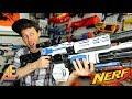 EPIC NERF STRYFE MODS FOR NERF WARFARE! (Scar, MP5, FDL-2, Al the Geek)