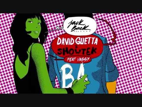 David Guetta and Showtek - Bad ft. Vassy (MP3) - Remix with Lyrics