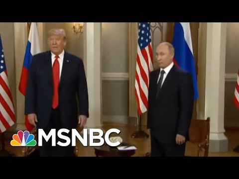Russia Goes Into Helsinki Meeting With Confidence | Morning Joe | MSNBC