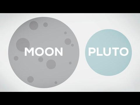 How Big is the Moon Really? It might be much bigger (or much smaller) than you'd imagine. Kurzgesagt explains