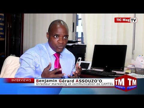 Benjamin Gérard Assouzo'o : « Tout le monde envie Camtel parce qu'il y a du concret ! »