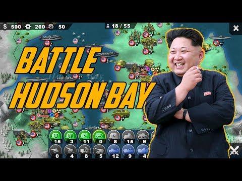Exercise Hudson Bay Domination Mode World Conqueror 4