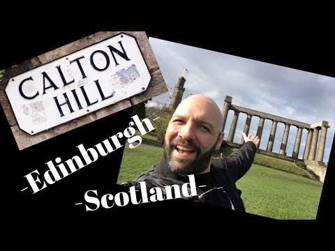 A trip up Calton Hill | Edinburgh Tours