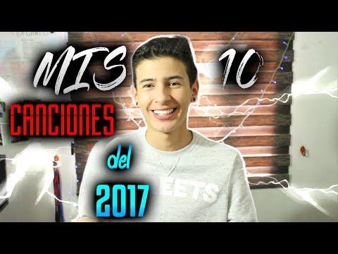 10 CANCIONES QUE MARCARON MI 2017 | DANIEL MURCIA