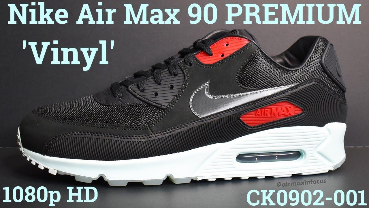 air max 90 premium groen