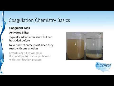 Water Treatment | Coagulant Aids