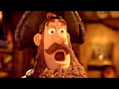 The Pirates! In an Adventure w is listed (or ranked) 12 on the list The Best Children's Movies of 2012