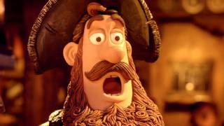 The Pirates! Band of Misfits trailer 2012 official movie trailer