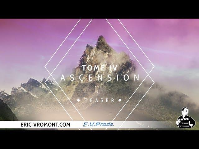 Eric Vromont présente : Le jardin électronique - TOME 4 -  Teaser (2017)