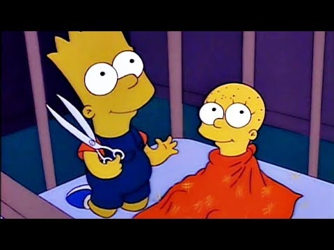 The Simpsons - Lisas First Word