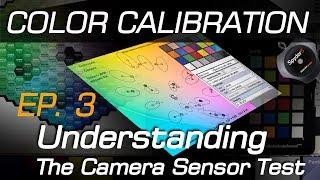 Color Calibration #3 - Understanding how to read camera sensor color calibration charts.