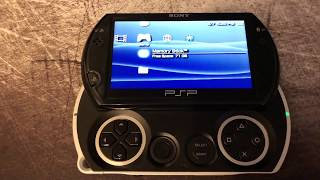 How to add memory to the PSP Go