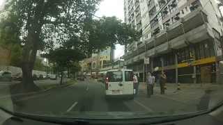 Como é dirigir em Belo Horizonte 2º video - by GoPro Hero2