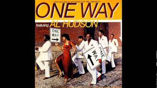 One Way Feat. Al Hudson - Music