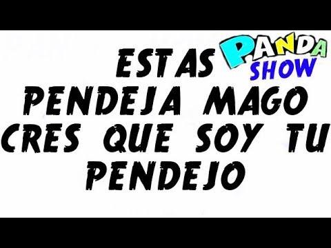 SI TE LA TU BISTE CLAVANDO SON COSAS DEL PASADO!! panda show internacional