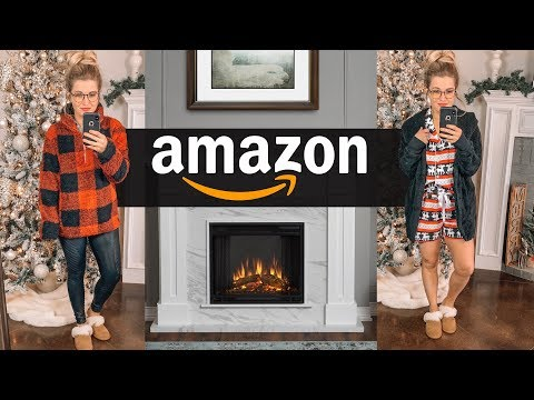 Amazon ComfyCozy Clothing Haul Winter 2019