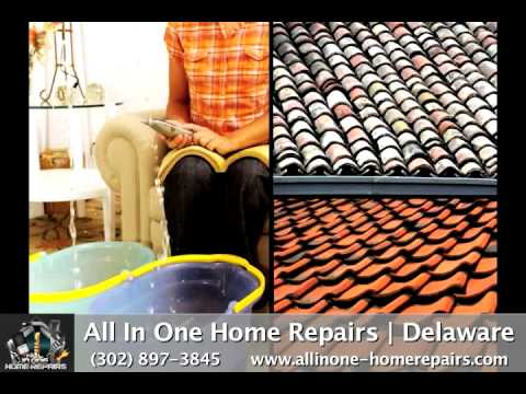 All In One Roofing Services.