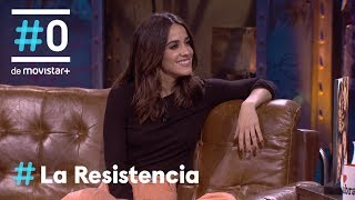 LA RESISTENCIA - Entrevista a Macarena García   #LaResisten...