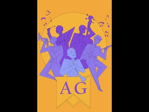 On the Sunny Side of the Street - Andrew Garton and his Pantheon of Swing  2017-08-13