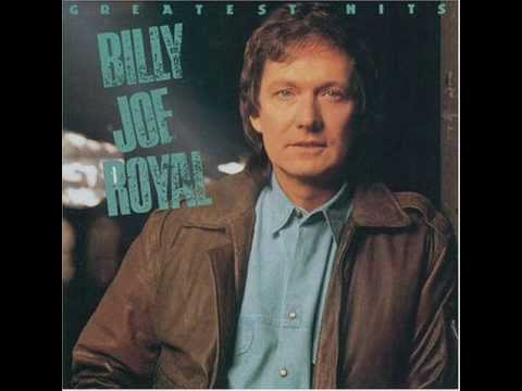 Billy Joe Royal - Till I Can't Take It Anymore.wmv