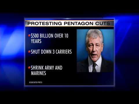Pentagon Warns Defense Cuts Could Harm Military