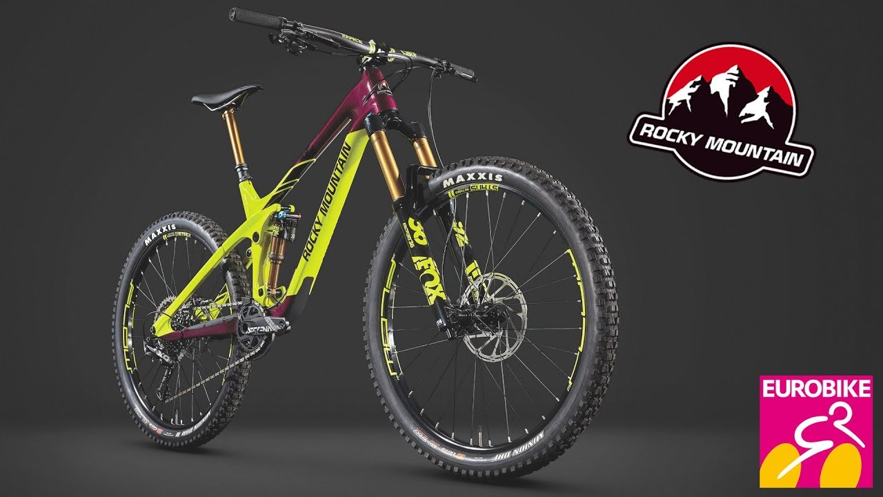 New Rocky Mountain Bikes 2018 Slayer Instinct Altitude Maiden
