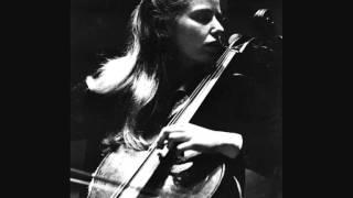 Jacqueline du Pré - Schumann - Fantasiestücke op. 73 II. Lebhaft, Leicht