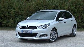 Essai Citroën C4 1.2 PureTech 110 Feel 2015