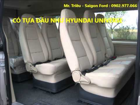 Bán xe Ford Transit Luxury 2014 giá tốt - LH: 0902.977.066