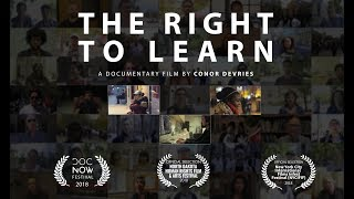 The Right to Learn | Documentary (2018)