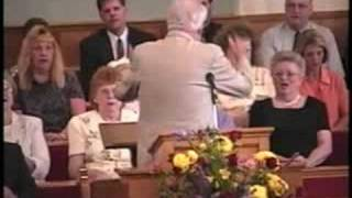 """Holy Manna"" Mount Carmel Baptist Church Choir, Fort Payne Alabama"