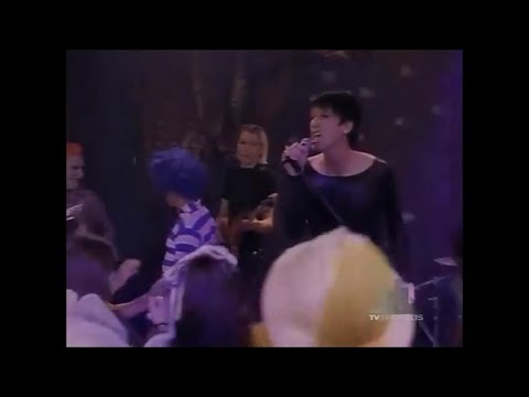 The Cramps' guest spot on Beverly Hills, 90210