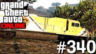 Grand Theft Auto V Online | Tren deraiat | Episodul 340