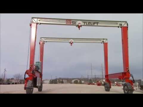 Shuttlelift - DB Series Gantry Cranes